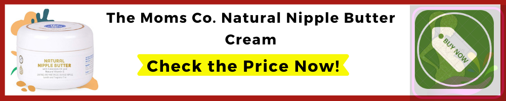 The Moms Co. Natural Nipple Butter Cream Review