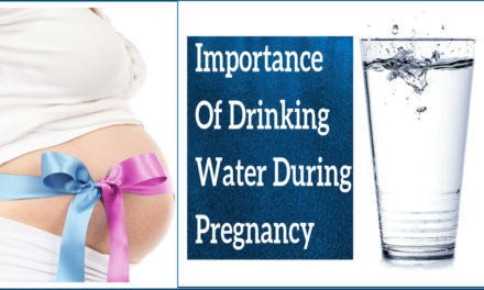 Importance of Drinking Water During Pregnancy