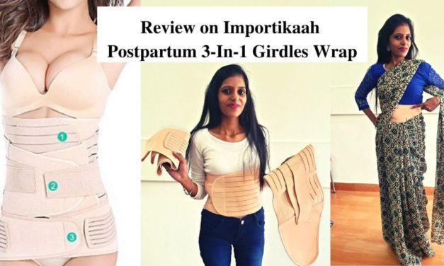 Importikaah Post Pregnancy Maternity Belt Review