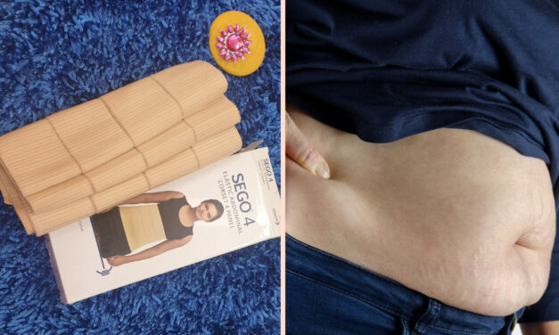 Maternity Belt Dyna SEGO 4 Panel Elastic Abdominal Corset Review