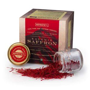 Keynote Kashmir Saffron 1