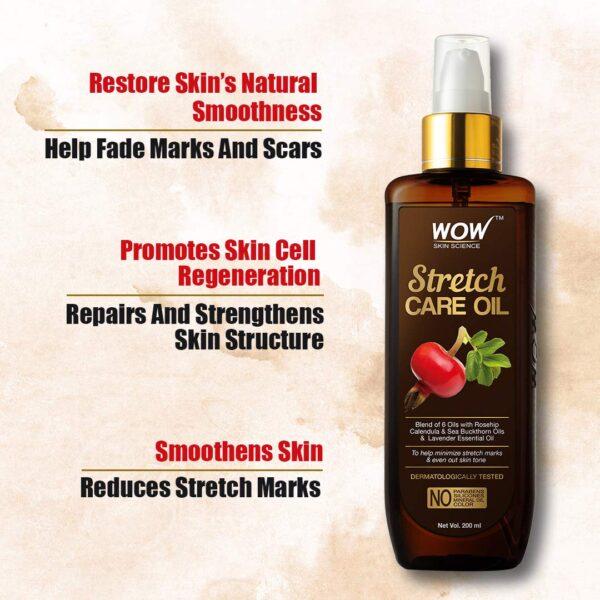 WOW Skin Science Stretch Care 2
