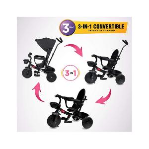 LuvLap Galaxy Kids Tricycle